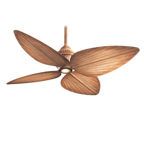 Shop minkaaire gauguin 4 blade 52 indoor outdoor ceiling fan minkaaire gauguin 4 blade 52 indoor outdoor ceiling fan light wall control aloadofball Image collections