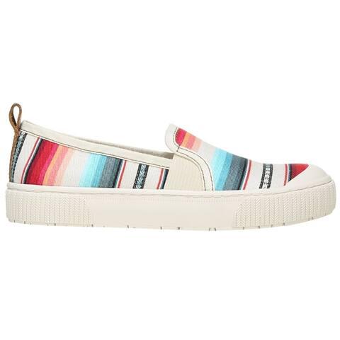 Zodiac Ciara Platform Womens Sneakers Shoes Casual - Off White