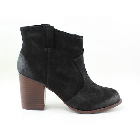 Splendid Womens Lakota Black Ankle Boots Size 6