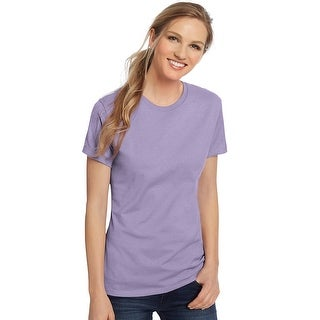 Hanes Women's Nano-T® T-shirt - Size - XL - Color - Lavender