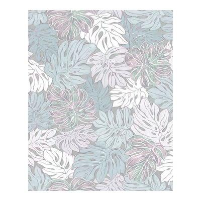 Cedar Grey Botanical Wallpaper - 20.5 x 396 x 0.025