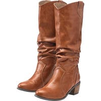 Legendary Whitetails Women's Saddle Up Cowgirl Boots Chestnut
