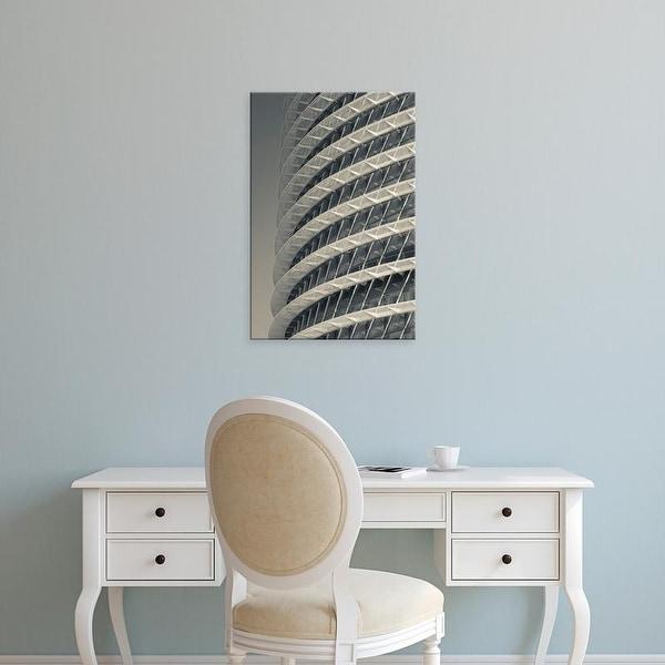 Easy Art Prints Walter Bibikow's 'Torre Del Agua Tower' Premium Canvas Art