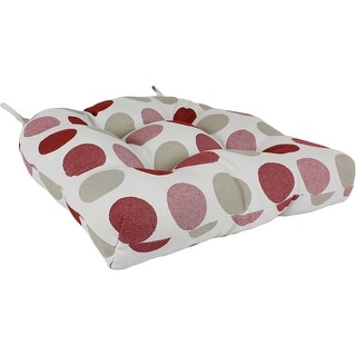 "Link to Indoor / Outdoor Seat Cushion Patio D Cushion - 20"" x 20"" x 3"" Similar Items in Outdoor Cushions & Pillows"
