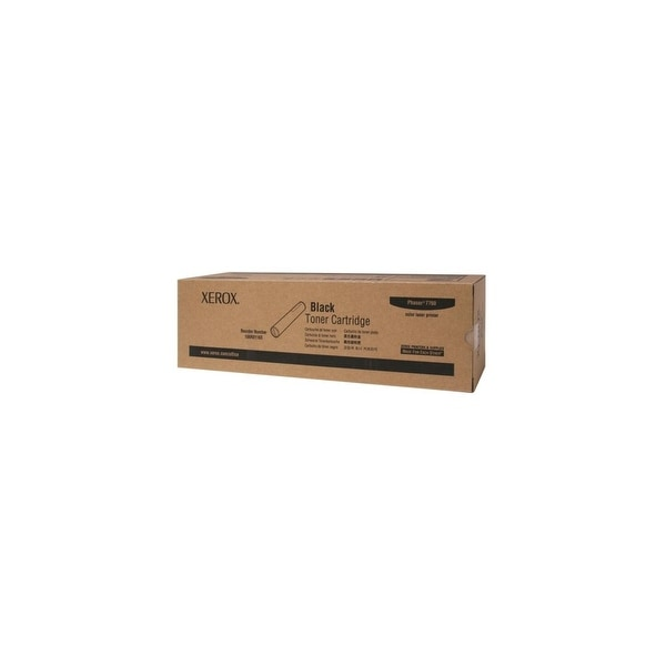 Xerox 106R01163 Xerox Black Toner Cartridge - Black - Laser - 32000 Page - 1 Each