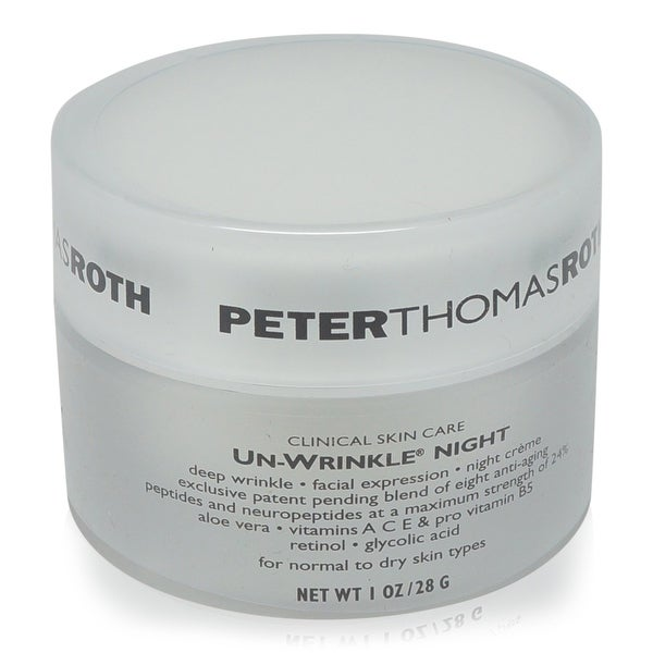 Peter Thomas Roth Un-Wrinkle Night 1 Oz