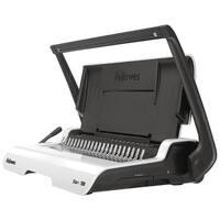 Fellowes 5006501 Star+(Tm) Manual Comb Binding Machine