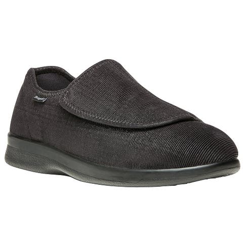 Propet Mens Cush N Foot Casual Slippers Shoes