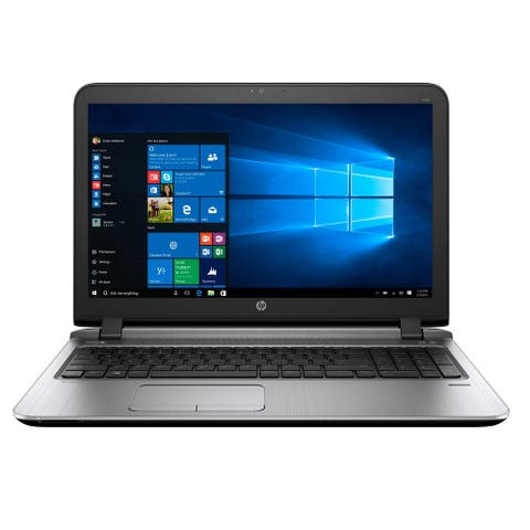"HP 450G3 i5 6th Gen 15.6"" Win 10 Pro (Refurbished)"