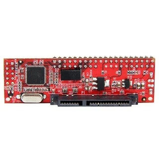 Startech - Ide2sat2 Ide 40-Pin To Satansata Adapter W/ Hdd/Ssd/Odd Support