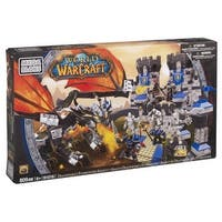 Mega Bloks World of Warcraft Deathwing's Stormwind Assault