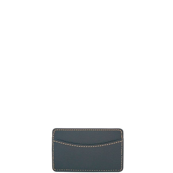 Dooney  amp  Bourke Pebble Grain Business Card Case (Introduced by Dooney   amp  Bourke ec8d56114cffe
