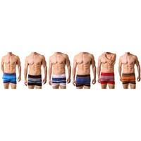 9b48ea650c1ec2 Men's Nylon Stretchable Boxer Seamless Boxer Briefs Underwear, Phantom One  Size. Sale