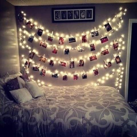 20 LED Photos Clips String Lights (10ft. Warm White)