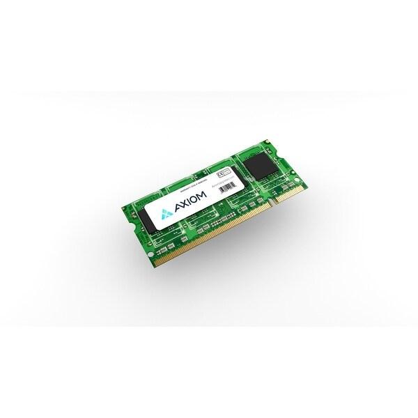 Axion KT293AA-AX Axiom 2GB DDR2 SDRAM Memory Module - 2GB - 800MHz DDR2-800/PC2-6400 - DDR2 SDRAM - 200-pin SoDIMM