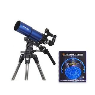 Meade Instruments Infinity Telescope - 80mm With Skymaps Telescope
