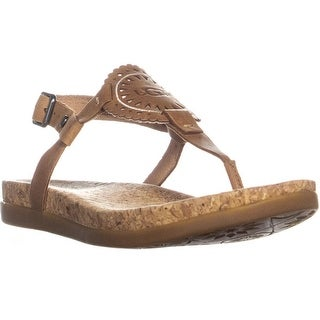 UGG Ayden II Buckle Strap Sandals, Almond