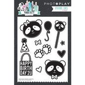 Cake Panda Party - Photo Play Paper Etched Dies