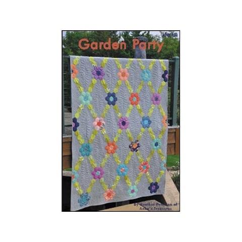 Anka's Treasures Garden Party Ptrn