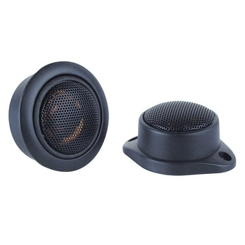 Boss *TW12* flush mount tweeter with housing (sold as pair)