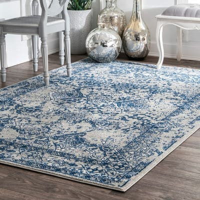 Brown Stain Resistant Area Rugs