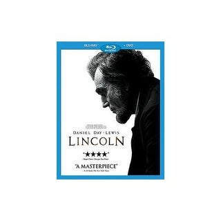 LINCOLN (2012/BLU-RAY/DVD/2 DISC COMBO/WS/ENG-FR-SP SUB)