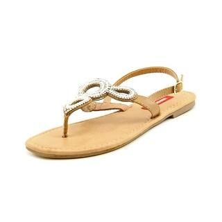 Unionbay Allen Open-Toe Synthetic Slingback Heel
