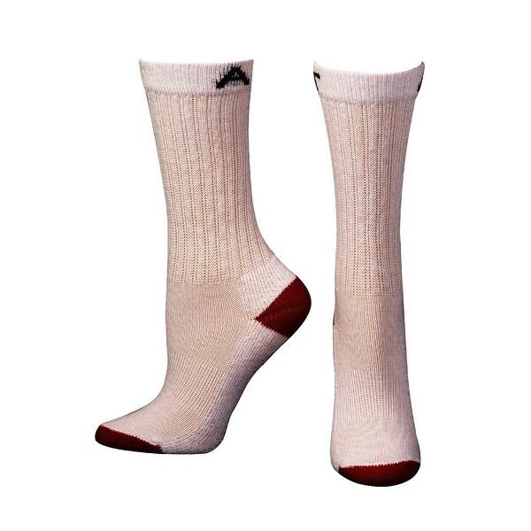 Ariat Socks Boys Comfort Boot Kids 3 pack Reinforced White