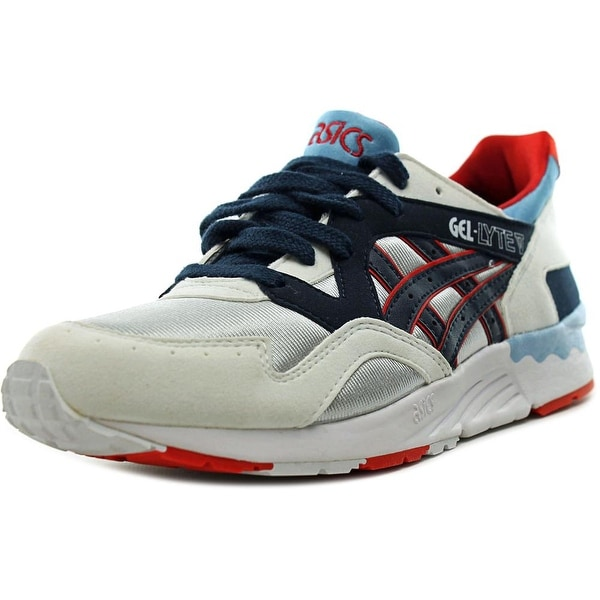 Asics Gel-Lyte V GS Youth Round Toe Synthetic Silver Running Shoe