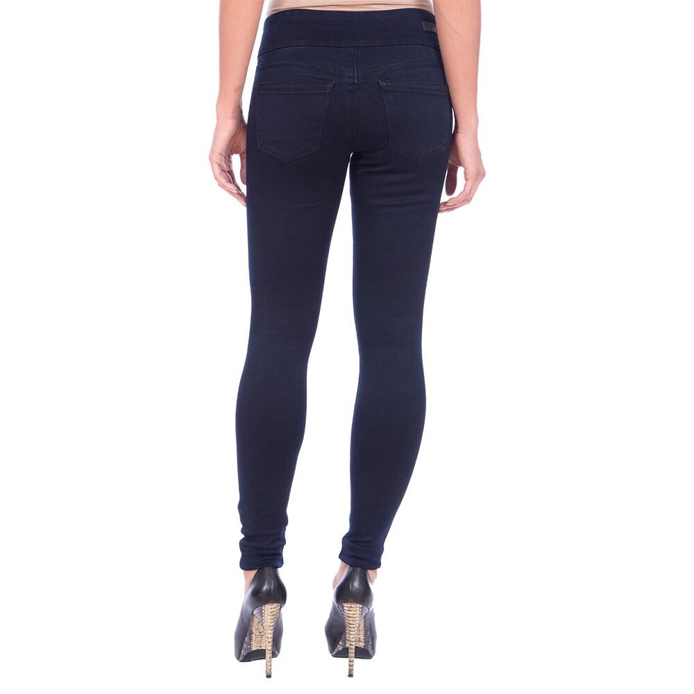 Lola Pull On Skinny Jeans, Anna-OBLU - Thumbnail 1