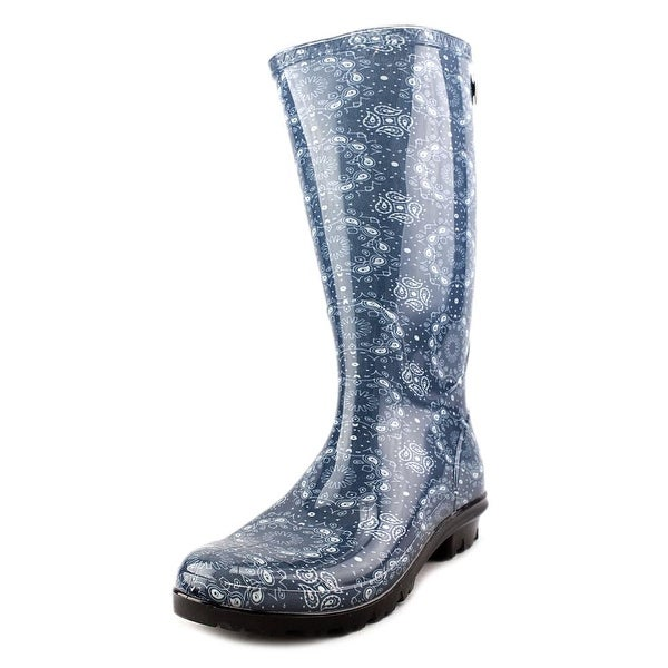 Ugg Australia Shaye Bandana Women Round Toe Synthetic Rain Boot