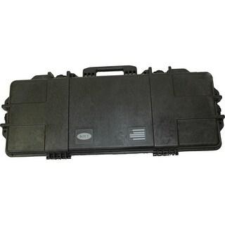 Boyt 42104 boyt h36sg hard case ar/carbne high density egg crate foam bl