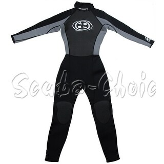 Maui & Sons 3/2 mm Boy's Neoprene Long Sleeve Surfing Suit Black/Gray|https://ak1.ostkcdn.com/images/products/is/images/direct/3859045635d095fd0603e3725739fac64f0bf32e/Maui-%26-Sons-3-2-mm-Boy%27s-Neoprene-Long-Sleeve-Surfing-Suit-Black-Gray.jpg?_ostk_perf_=percv&impolicy=medium