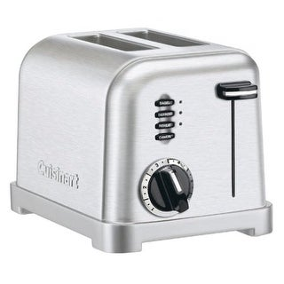 Cuisinart CPT-160 Toaster, Stainless Steel, 2 Slice