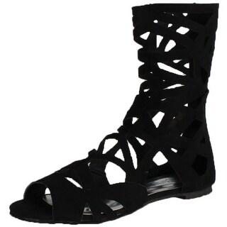 Refresh Women's York-01 Gladiator Sandals