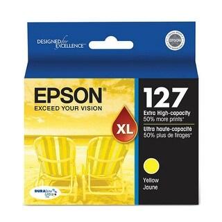 """Epson 127 Ink Cartridge - Yellow Ink Cartridge"""