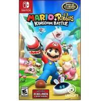 Ubisoft - Ubp10912110 - Mario Rabbids Kngdom Bttl Nsw