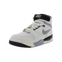 5943cf62b24e Shop Nike Mens Zoom Devosion Basketball Shoes High Top Color block ...