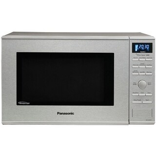Panasonic Consumer Nn-Sd681s 1.2 Cu. Ft. Built-In/Countertop Microwave Oven