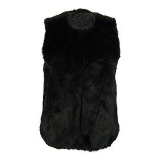 Jou Jou Women's Faux Fur Vest