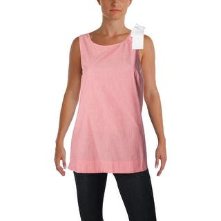 a4eccce6a5bf2 Buy Red Sleeveless Shirts Online at Overstock