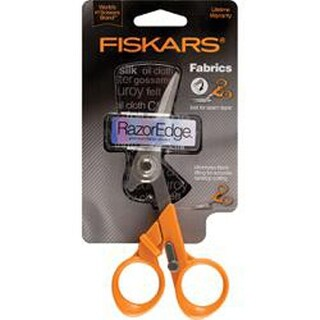 "Razoredge Tabletop Fabric Shears 5""- Fiskars"