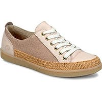 B.O.C Womens corfield Canvas Low Top Lace Up Fashion Sneakers
