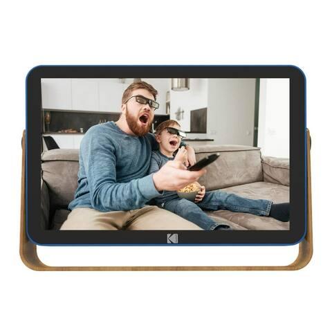 Kodak 10-Inch Touch Screen Wi-Fi Digital Picture Frame (Ocean Blue)