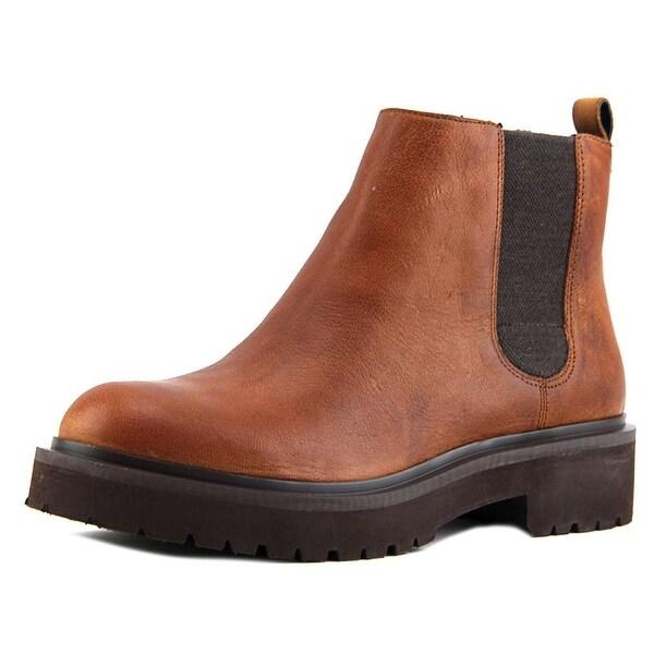 Nine West Arctic Women Cognac Boots