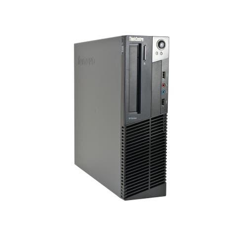 Lenovo ThinkCentre M78-SFF AMD A4-5300B 3.4GHz 4GB RAM 250GB HDD Windows 10 Pro (Refurbished)