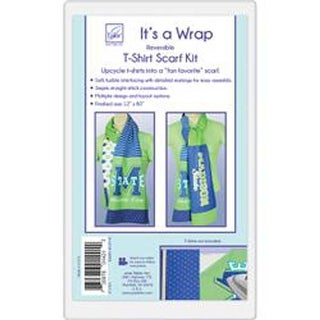 "12""X80"" - It's A Wrap T-Shirt Scarf Kit"