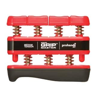 Gripmaster Hand Exerciser Red|https://ak1.ostkcdn.com/images/products/is/images/direct/386a302f662046b97c86f087f1c28c3c5100aa4a/Gripmaster-Hand-Exerciser-Red.jpg?impolicy=medium