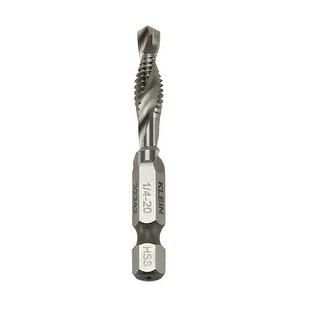 Klein Tools 32242 1/4 - 20 Drill Tap Bit