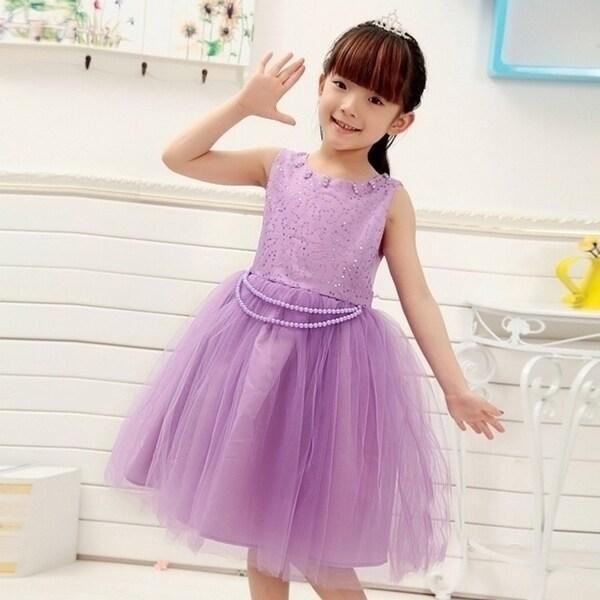 da369946c7 Shop Girls dress princess dresses children dress flower girl dress ...